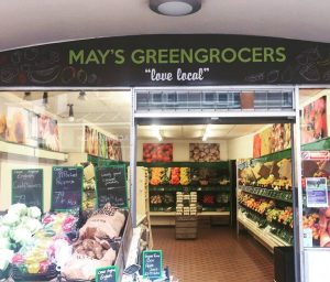 May's Greengrocers