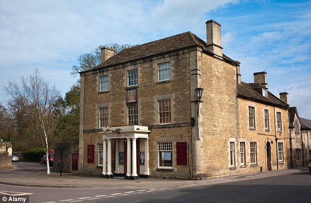 Methuen Arms, Corsham