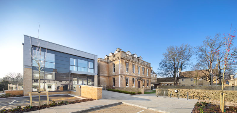 Digital Mansion, Corsham