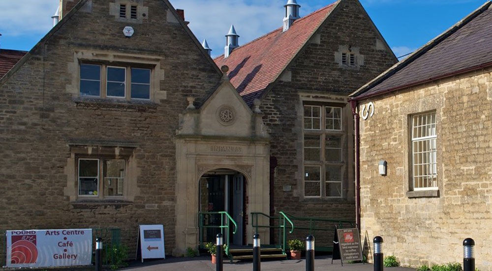 Pound Arts – Corsham Chamber of Commerce Business Friends Opportunity
