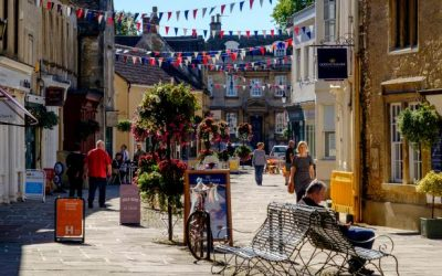 Eco-friendly homewares and late night shopping in Corsham